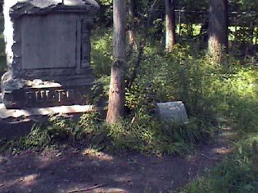 Haunted Bachelor's Grove Cemetery and it's ties to Senator John Humphrey House