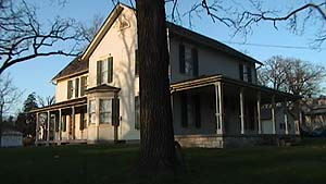 Haunted Senator Humphrey House in Orland Park, IL