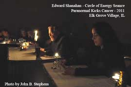 Seance with Edward Shanahan at PCK 2011