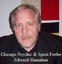 Chicago top Psychic Reader and Medium, Edward Shanahan